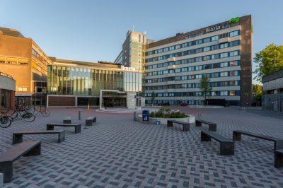 Ikazia ziekenhuis brandveilig van waning